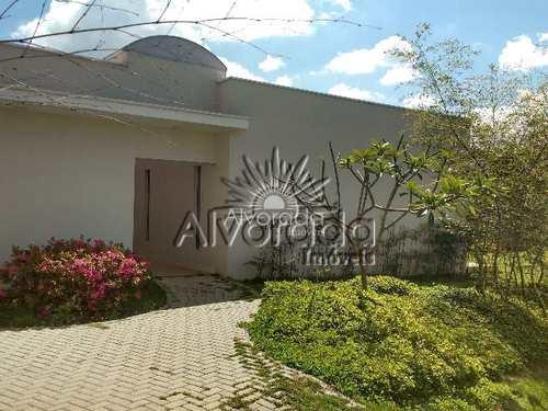 Casa de Condomínio, código CF022 em Itatiba, bairro Loteamento Itatiba Country Club