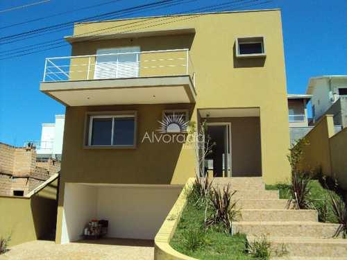 Casa de Condomínio, código CF058 em Itatiba, bairro Loteamento Itatiba Country Club