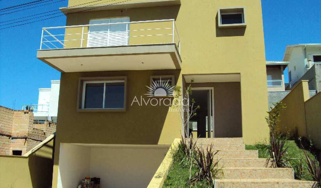 Casa de Condomínio em Itatiba, bairro Loteamento Itatiba Country Club