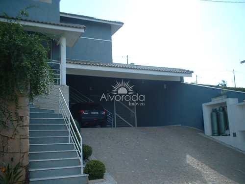 Casa de Condomínio, código CF020 em Itatiba, bairro Loteamento Itatiba Country Club