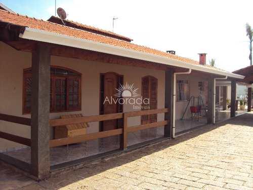 Casa, código CH028 em Itatiba, bairro Jardim Leonor