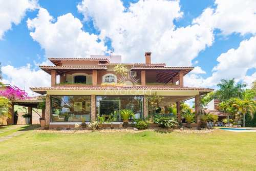 Casa de Condomínio, código CF001 em Itatiba, bairro Parque da Fazenda