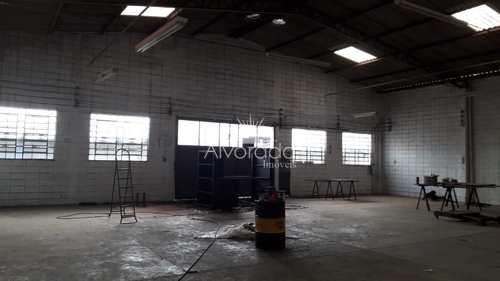Galpão Industrial, código AI022 em Itatiba, bairro Jardim Virgínia
