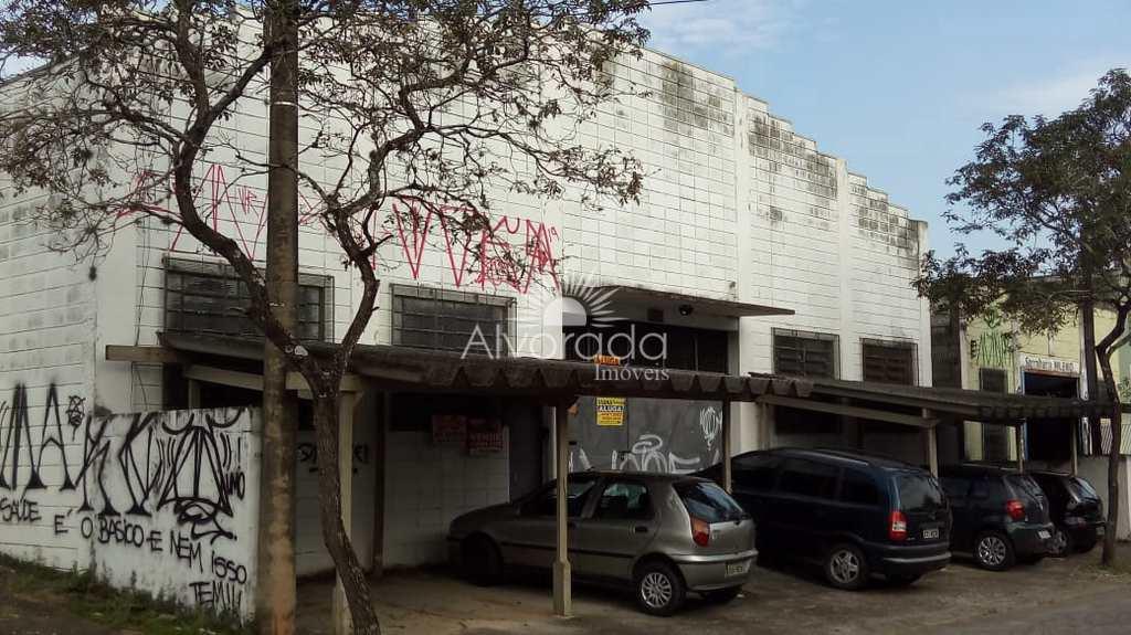 Galpão Industrial em Itatiba, no bairro Jardim Virgínia