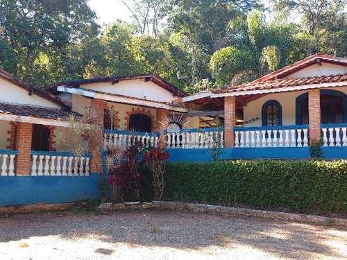 Sítio, código ST025 em Jarinu, bairro Ponte Alta