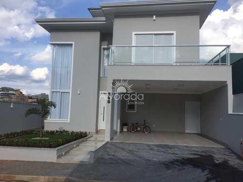 Casa de Condomínio, código CF084 em Itatiba, bairro Loteamento Itatiba Country Club