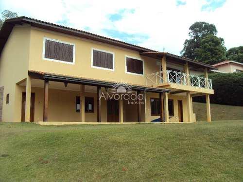 Casa de Condomínio, código CF092 em Itatiba, bairro Capela do Barreiro