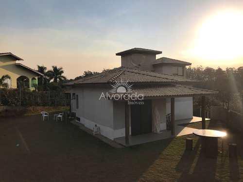 Casa de Condomínio, código CF056 em Itatiba, bairro Cachoeiras do Imaratá