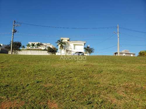 Terreno de Condomínio, código CF116 em Itatiba, bairro Ville de France