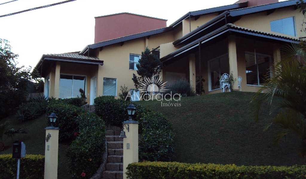 Casa de Condomínio em Itatiba, bairro Ville Chamonix