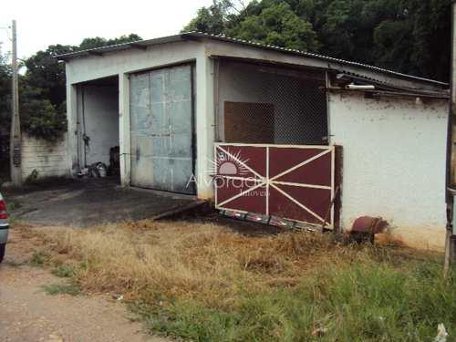 Galpão Industrial, código AI008 em Itatiba, bairro Bairro da Ponte