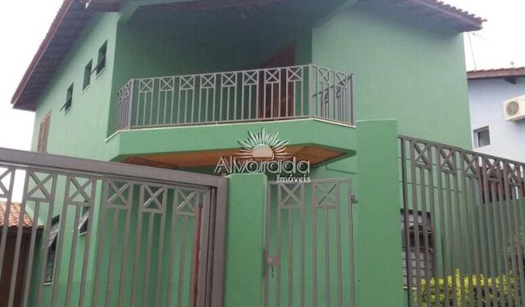 Casa em Itatiba, bairro Residencial Flamboyant