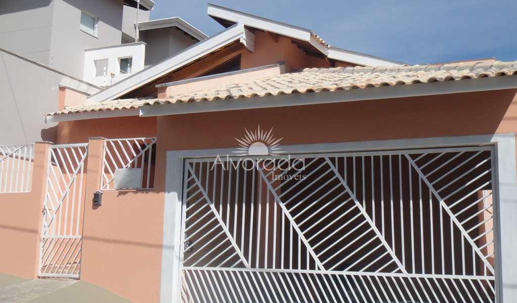 Casa em Itatiba, bairro Recanto do Parque
