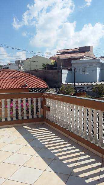 Casa em Santo André, no bairro Vila Metalúrgica