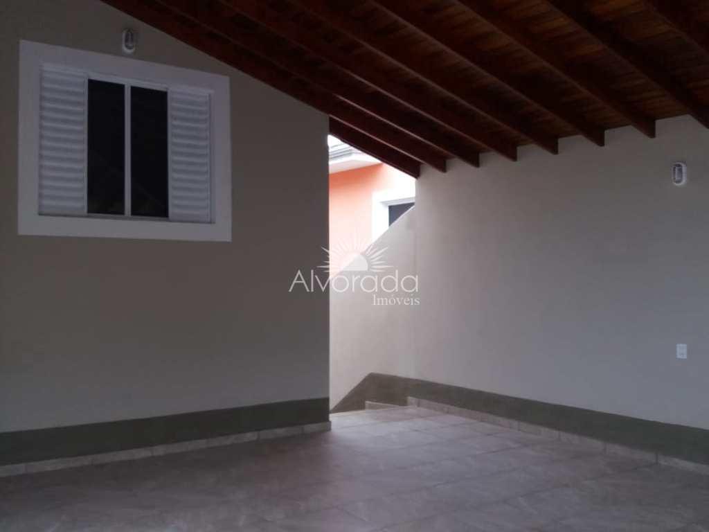 Casa em Itatiba, no bairro Giardino D' Itália