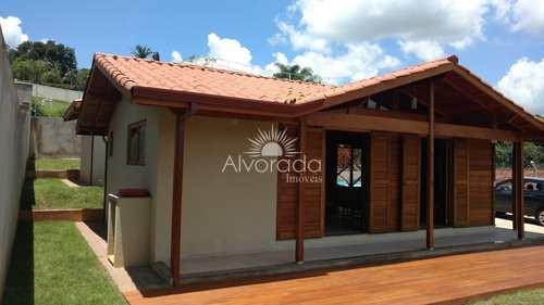 Casa de Condomínio, código CF063 em Itatiba, bairro Cachoeiras do Imaratá