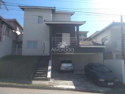 Casa de Condomínio, código CF023 em Itatiba, bairro Loteamento Itatiba Country Club