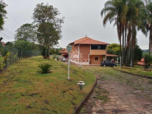 Casa de Condomínio, código CF015 em Itatiba, bairro Condomínio Itaembu