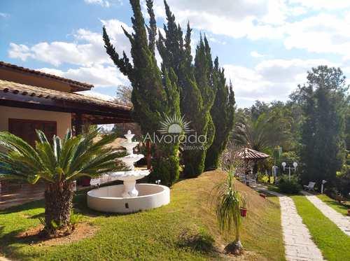 Casa de Condomínio, código CF010 em Itatiba, bairro Cachoeiras do Imaratá