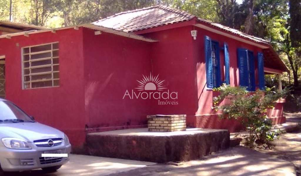 Sítio em Cambuí, bairro Área Rural