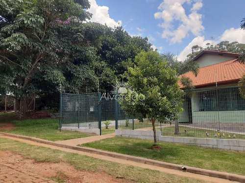 Casa de Condomínio, código CF005 em Itatiba, bairro Parque São Gabriel