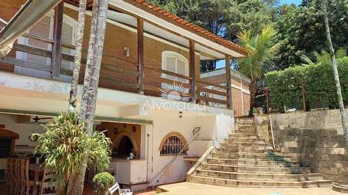 Casa de Condomínio, código CF011 em Morungaba, bairro Bairro dos Silvas