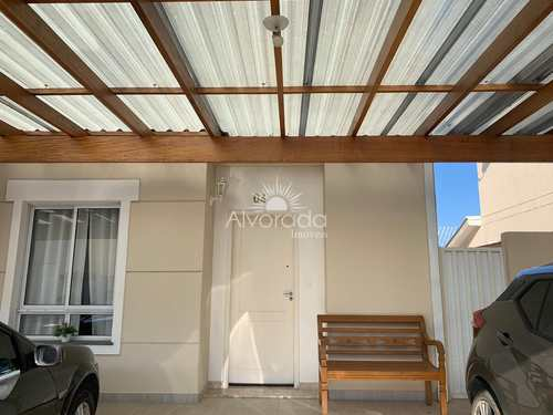 Casa de Condomínio, código CF017 em Itatiba, bairro Loteamento Santo Antônio