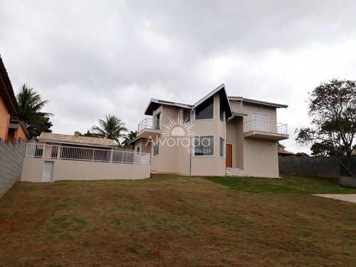 Casa de Condomínio, código CF002 em Itatiba, bairro Sítio da Moenda