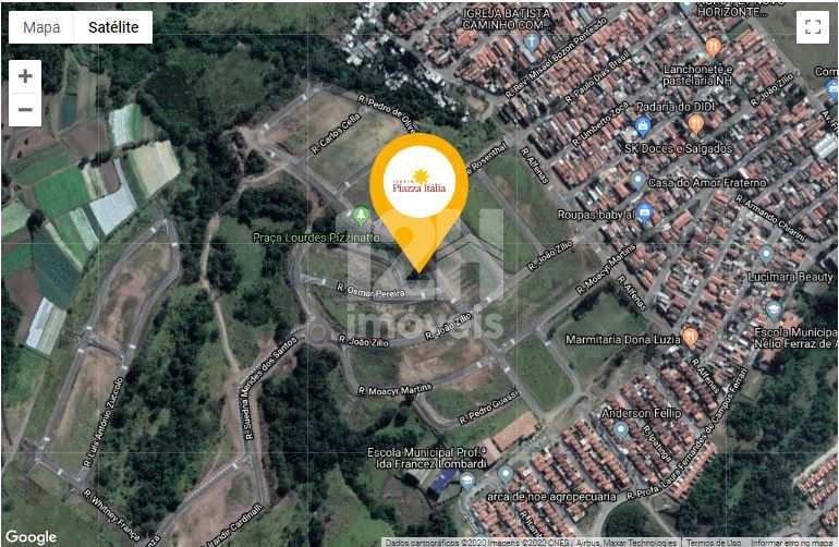 Empreendimento em Piracicaba, no bairro Novo Horizonte