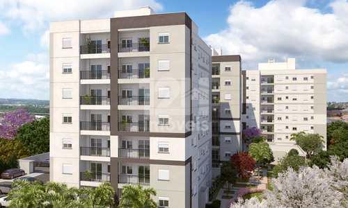 Apartamento, código 8 em Piracicaba, bairro Parque São Matheus