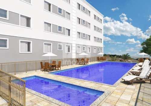 Apartamento, código 19 em Piracicaba, bairro Campestre