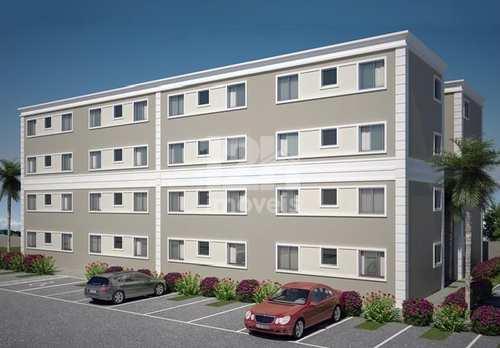 Apartamento, código 20 em Piracicaba, bairro Campestre