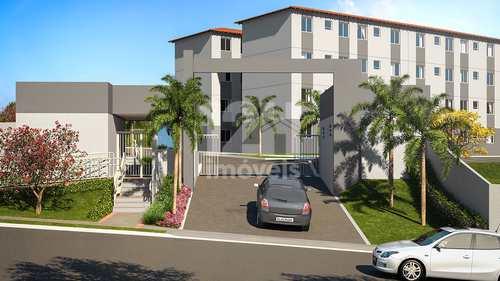 Apartamento, código 21 em Piracicaba, bairro Vila Sônia