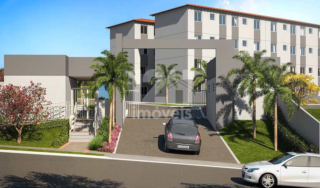 Apartamento em Piracicaba, bairro Vila Sônia