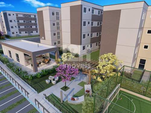 Apartamento, código 29 em Santa Bárbara D'oeste, bairro Planalto do Sol II