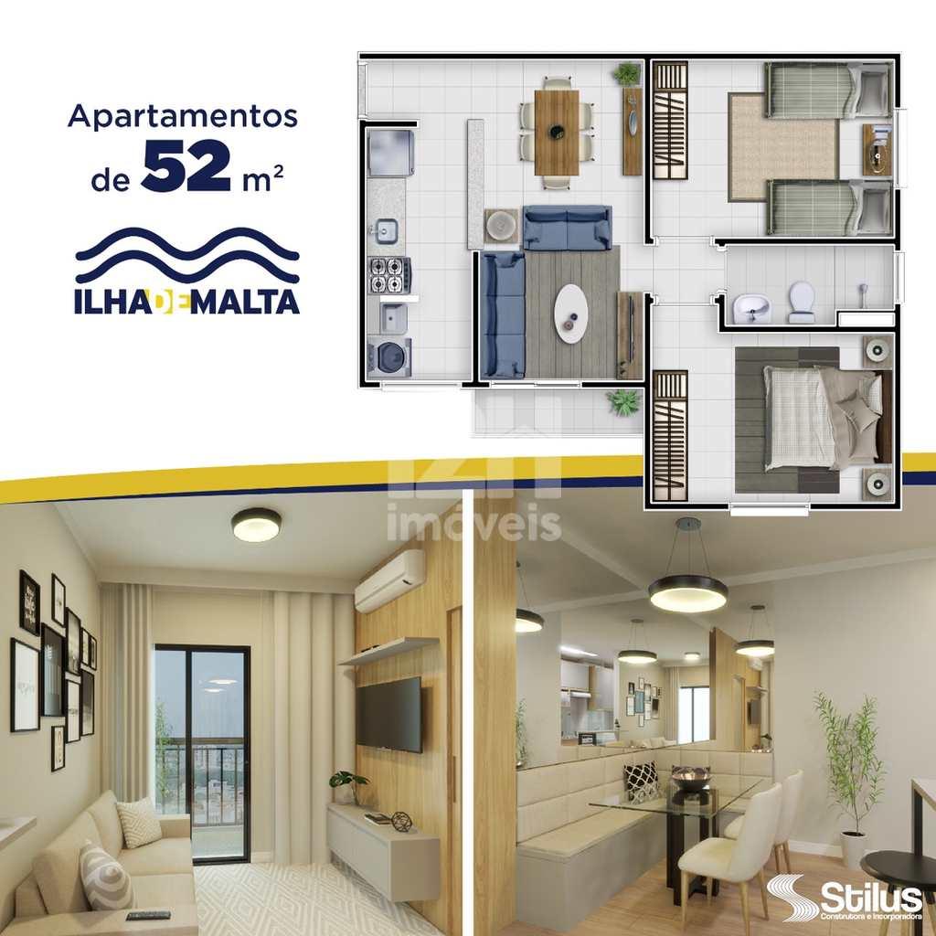 Apartamento em Piracicaba, no bairro Pompéia