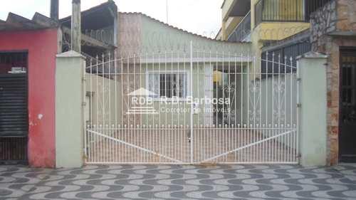 Casa, código 7 em Praia Grande, bairro Caiçara