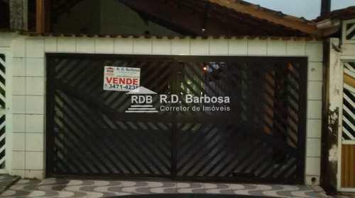 Casa, código 9 em Praia Grande, bairro Maracanã