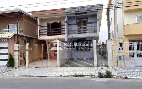Sobrado, código 11 em Praia Grande, bairro Caiçara
