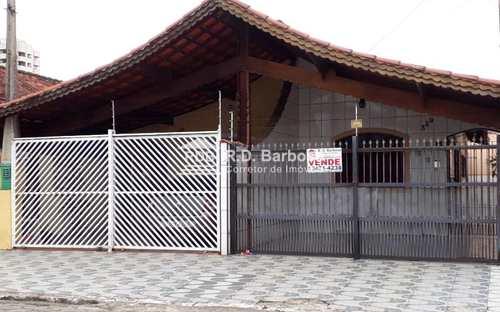 Casa, código 14 em Praia Grande, bairro Maracanã