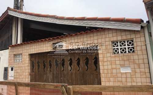 Casa, código 15 em Praia Grande, bairro Tupi