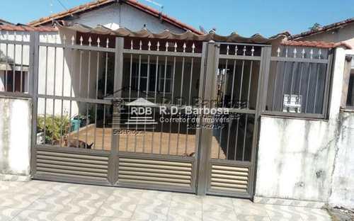 Casa, código 18 em Praia Grande, bairro Maracanã