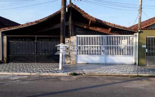 Casa, código 19 em Praia Grande, bairro Maracanã