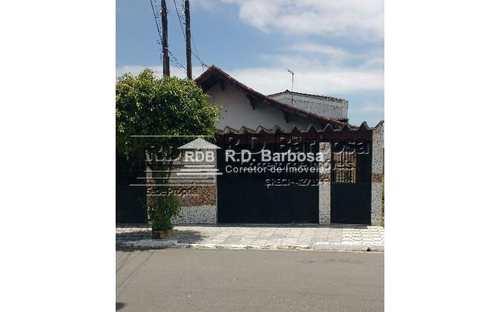 Casa, código 20 em Praia Grande, bairro Maracanã