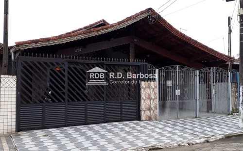 Casa, código 28 em Praia Grande, bairro Maracanã