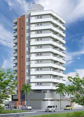 Apartamento, código 32 em Praia Grande, bairro Mirim