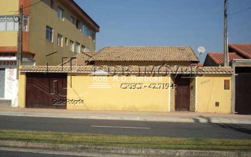 Casa, código 35 em Praia Grande, bairro Flórida