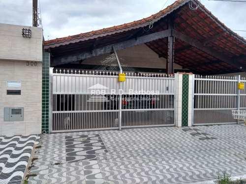 Casa, código 46 em Praia Grande, bairro Maracanã