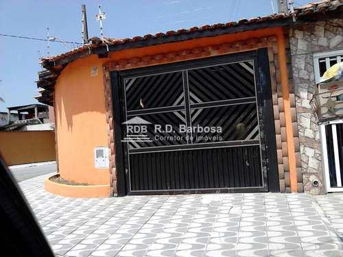 Casa, código 47 em Praia Grande, bairro Mirim