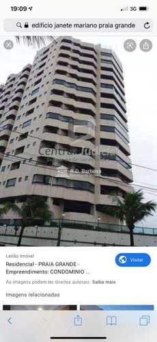 Apartamento, código 50 em Praia Grande, bairro Maracanã